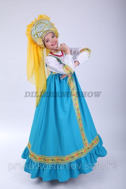 Русские национальные костюмы на прокат - фото 1