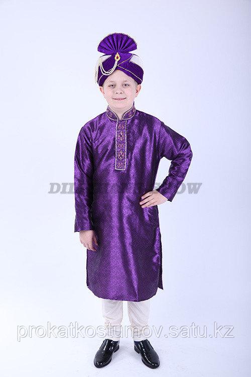 Индийские национальные костюмы на прокат - фото 2