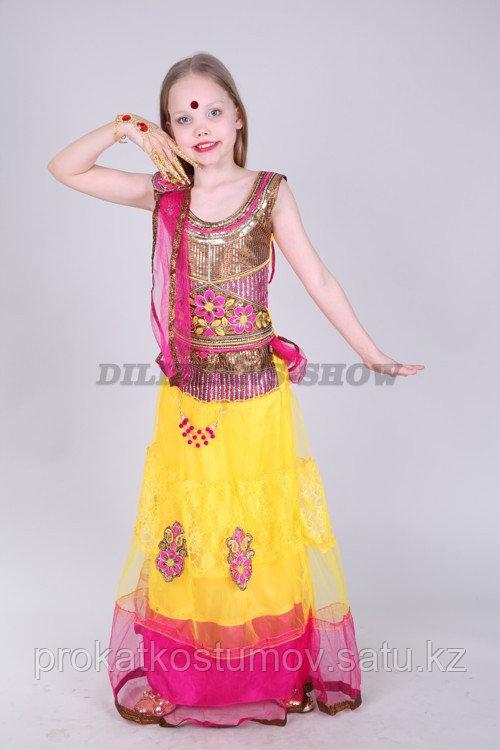 Индийские национальные костюмы на прокат - фото 1
