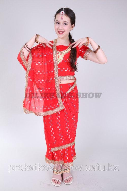 Индийские национальные костюмы на прокат - фото 4