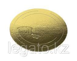 Подложка золото Д- 28 Pastickciere 100шт/упак