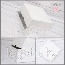Коробка под пироженое (большая) 24*24*8