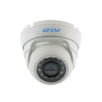HDCVI Купольная видеокамера  EZCVI HAC-B1B43P-VF