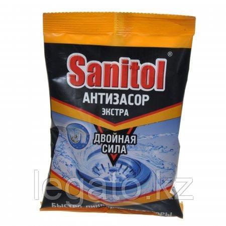 Чистящее ср-во Sanitol-Крот для труб 90г