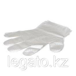 Перчатки одноразовые ПЭ (ЭЛПАК) 100шт/уп 100уп/кор размер М (особопрочные)