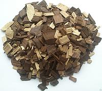 Щепа дуба обжаренная 30-40 гр