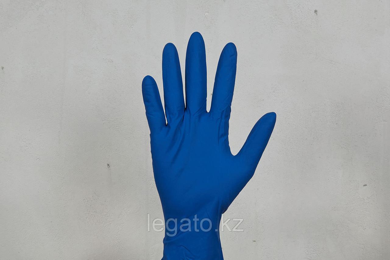 Перчатки резиновые 5 звезд (прочные) размер М  120 пар/кор