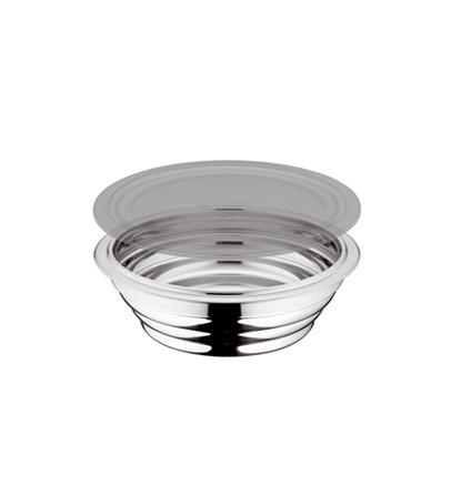 Комби-миска с пластиковой крышкой, 1,0 л , диаметр 16 см