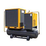 Винтовой компрессор APB-15A-500-AP, 1,5 куб.м, 11кВт, AirPIK, фото 4