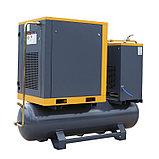Винтовой компрессор APB-20A-500-AP, 2,3 куб.м, 15кВт, AirPIK, фото 5