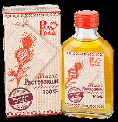 """Масло расторопши """"Радоград"""", 100мл"""