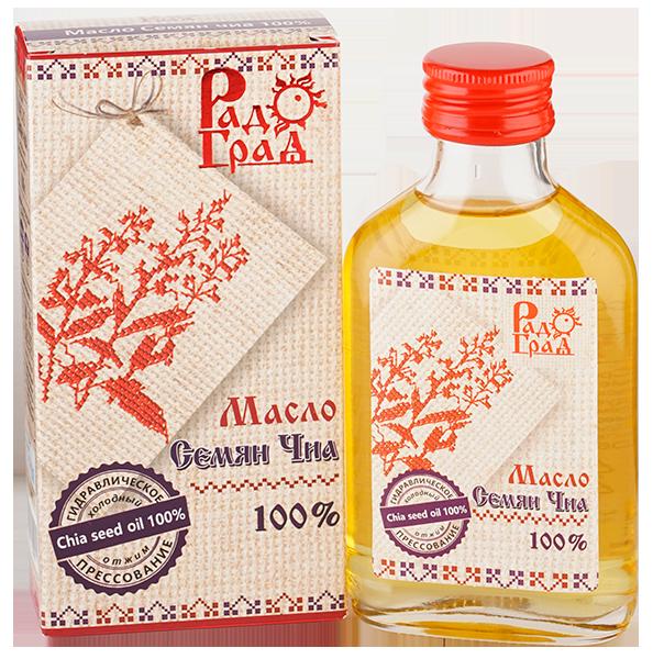 """Масло семян чиа """"Радоград"""", 100мл"""