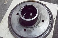 Шестерня солнечная 77500938 планетарного редуктора в сборе на погрузчик XCMG ZL50G, фото 1