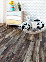 Кварцвиниловая плитка Alpine Floor Ultra Орех Состаренный ЕСО5-11