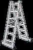Лестница-помост с рабочей высотой 2,8 м, фото 5
