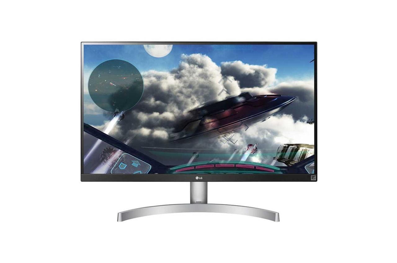 Монитор LG27UL600-W LCD 27'' 16:9 3840x2160(UHD 4K) IPS, nonGLARE, 350cd/m2, H178°/V178°, 1000:1, 1.07B, 5ms,