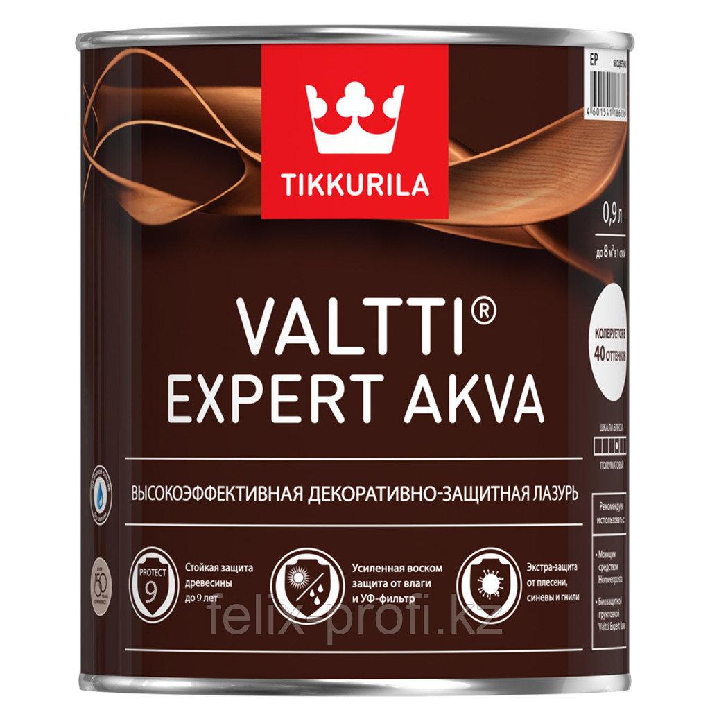 Антисептик VALTTI EXPERT AKVA бел. дуб 2,7л