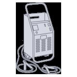 Пуско-зарядное устройства