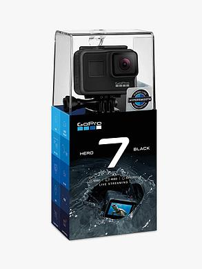Экшн-камера GoPro HERO7 Black Edition (CHDHX-701-RW), фото 2