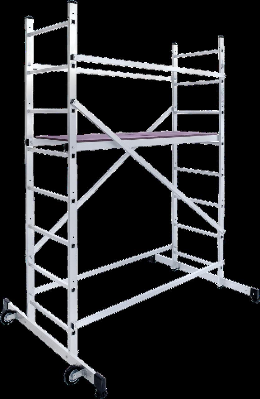 Вышка-тура алюминиевая 3,3 м