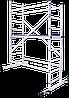 Вышка-тура алюминиевая 3,3 м, фото 4