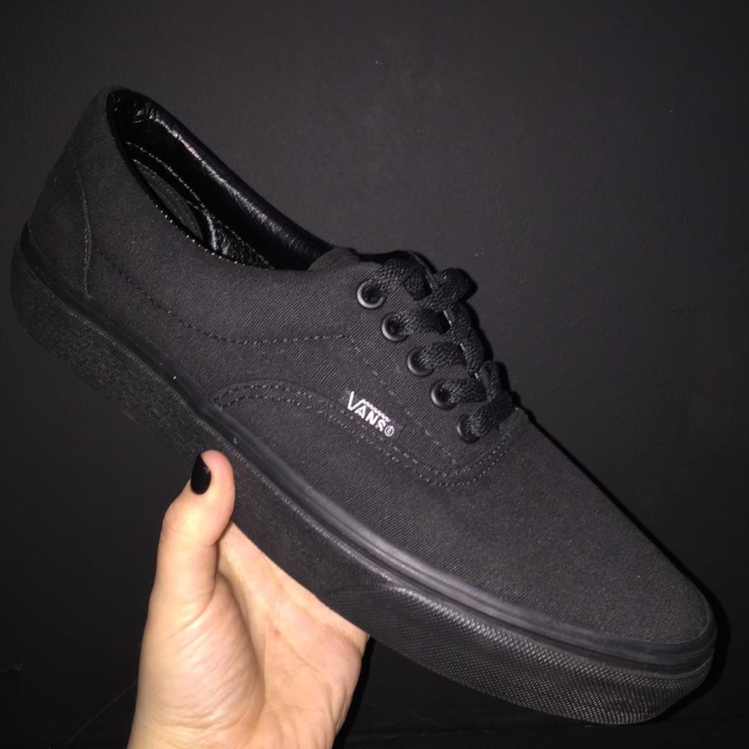 Кеды V Black