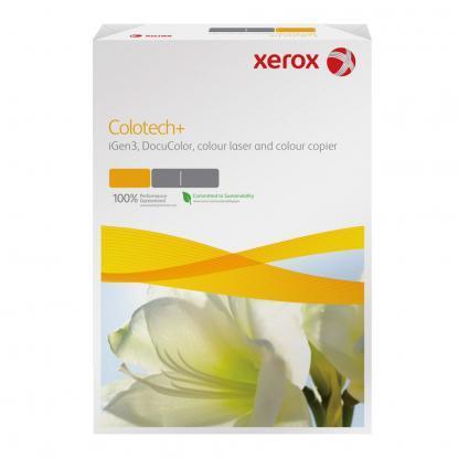 Бумага Xerox COLOTECH Plus плотность 160 г/м2 (А4 - 20х30 250 Листов) 003R98852