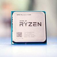 Процессор AMD Ryzen 3 1200 3,1ГГц (Summit Ridge 3,4ГГц Turbo) 4 ядра, 4 потока, 2 MB L2, 8MB L3, 65W, AM4