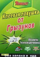 Клеевая ловушка-книжка от мышей и крыс, 21см х 31см