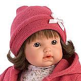 LLORENS: Кукла Айсель 33см, брюнетка в красной курточке и красной шапочке 1102605, фото 2