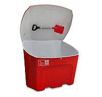 Ящик  для песка 0,5 м3 с выемками для вил погрузчика