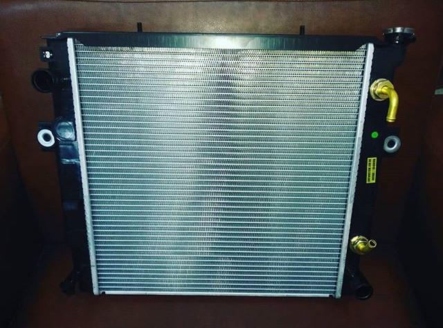Радиаторы охлаждения двигателя на вилочный погрузчик TOYOTA
