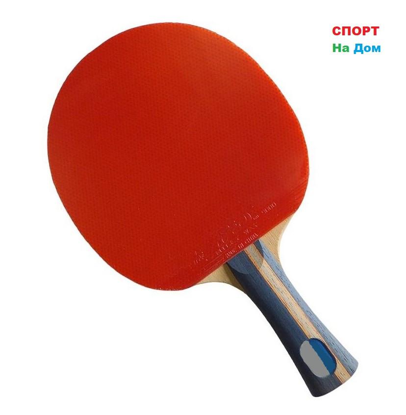 2 Ракетки для настольного тенниса Minwei table tennis Racket 6022 в чехле