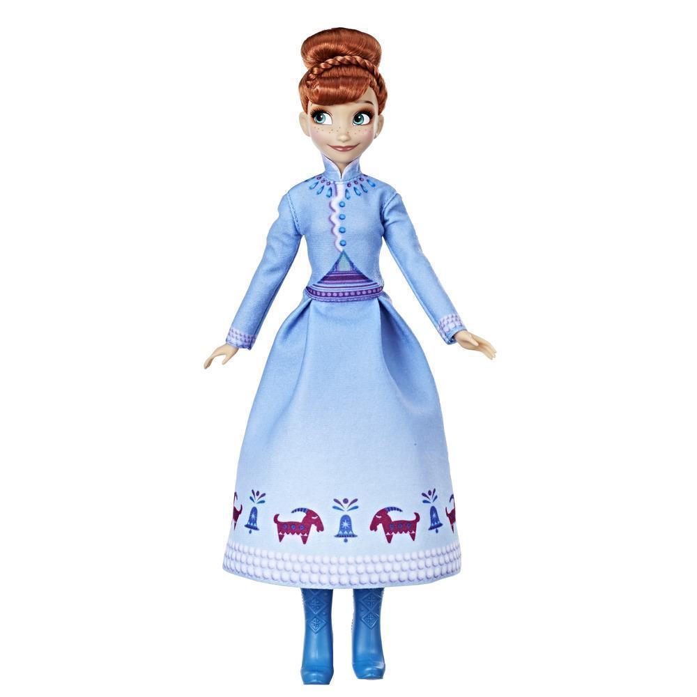 "Hasbro Disney Frozen ""Холодное сердце: Рождество с Олафом"" Кукла Анна"