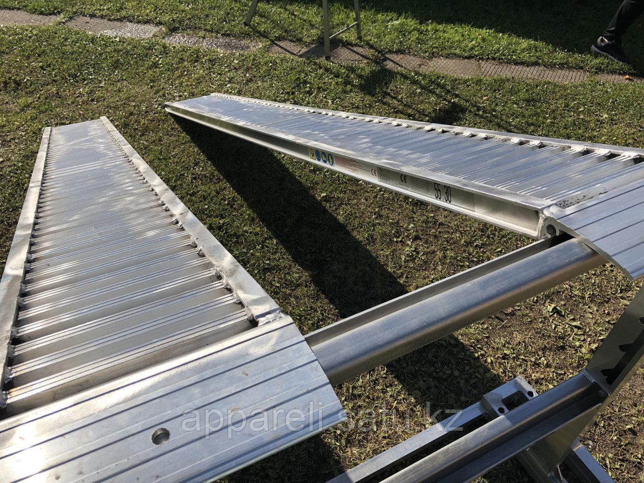 Погрузочные рампы 1150 кг, 3 м производство