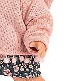 LLORENS: Кукла Валерия 28см, блондинка в розовой толстовке 1102607, фото 4