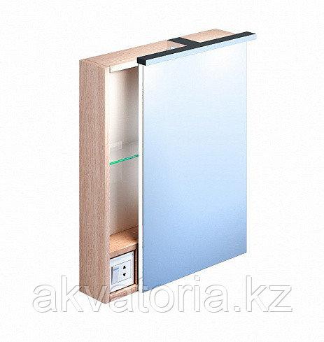 Шкаф-зеркало, 50 см, Mirro    MIR5000i99
