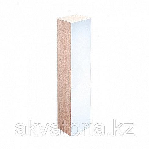 Пенал для ванной комнаты, подвесной, белый, 40см, Mirro, IDDIS    MIR4000i97