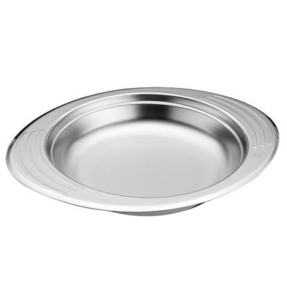 Сервировочная миска 1,0 л, диаметр 20 см., высота 4 см, ( глубокое )