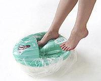 Пакеты для педикюрных ванн, 50х50х20 см, полиэтилен, упаковка 100 шт.