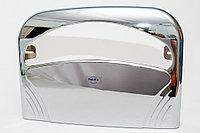 Диспенсер PALEX для гигиенической бумаги на крышку унитаза, хромированный
