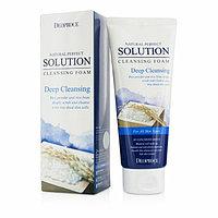 Deoproce - Пенка для умывания c рисовой водой