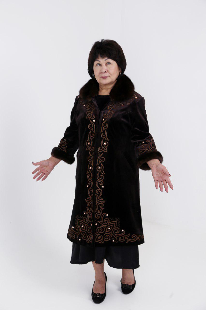 Женский пальто - фото 2