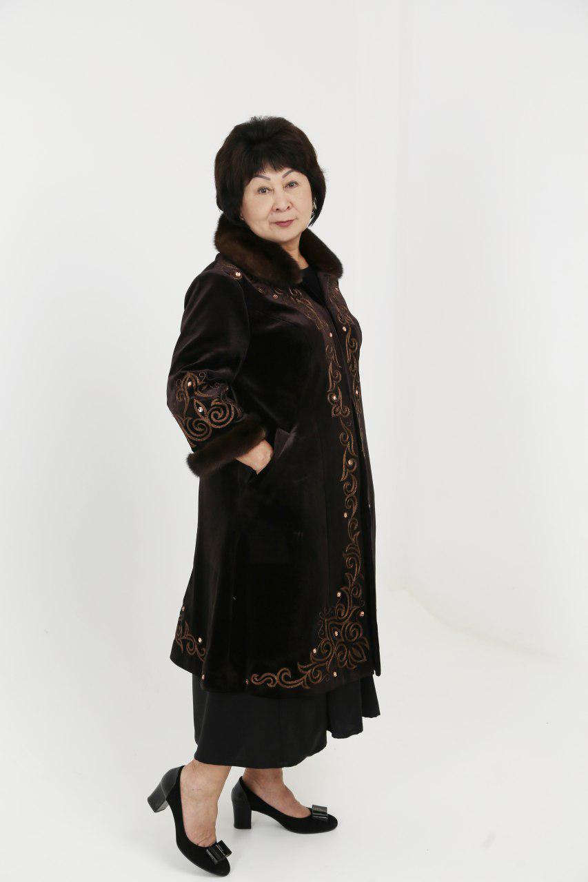 Женский пальто - фото 1