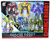 """39-55 Трансформер """"Change Robot""""  превращение Самурая 5в1 33*27см, фото 1"""