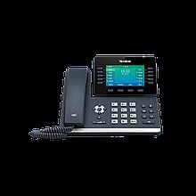 Yealink SIP-T54W SIP-телефон цветной сенсорный экран,16 аккаунтов,BLF,PoE,Wi-Fi,Bluetooth, без БП