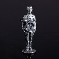 Оловянный солдатик 'Немецкий пехотинец'