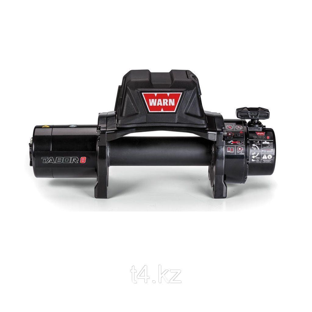 Лебёдка 3629 кг / 8000 lbs - WARN TABOR 8 без троса и роликов