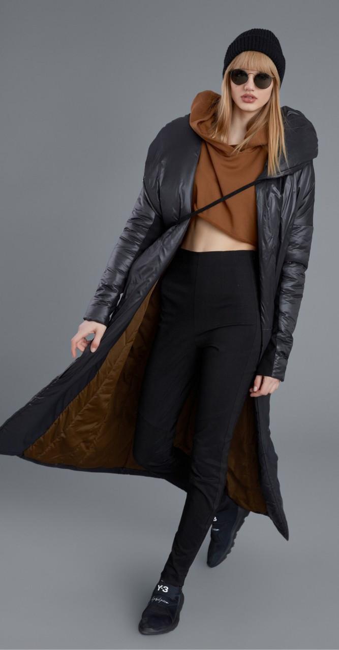 Пальто Favorini-41709, черный, 42