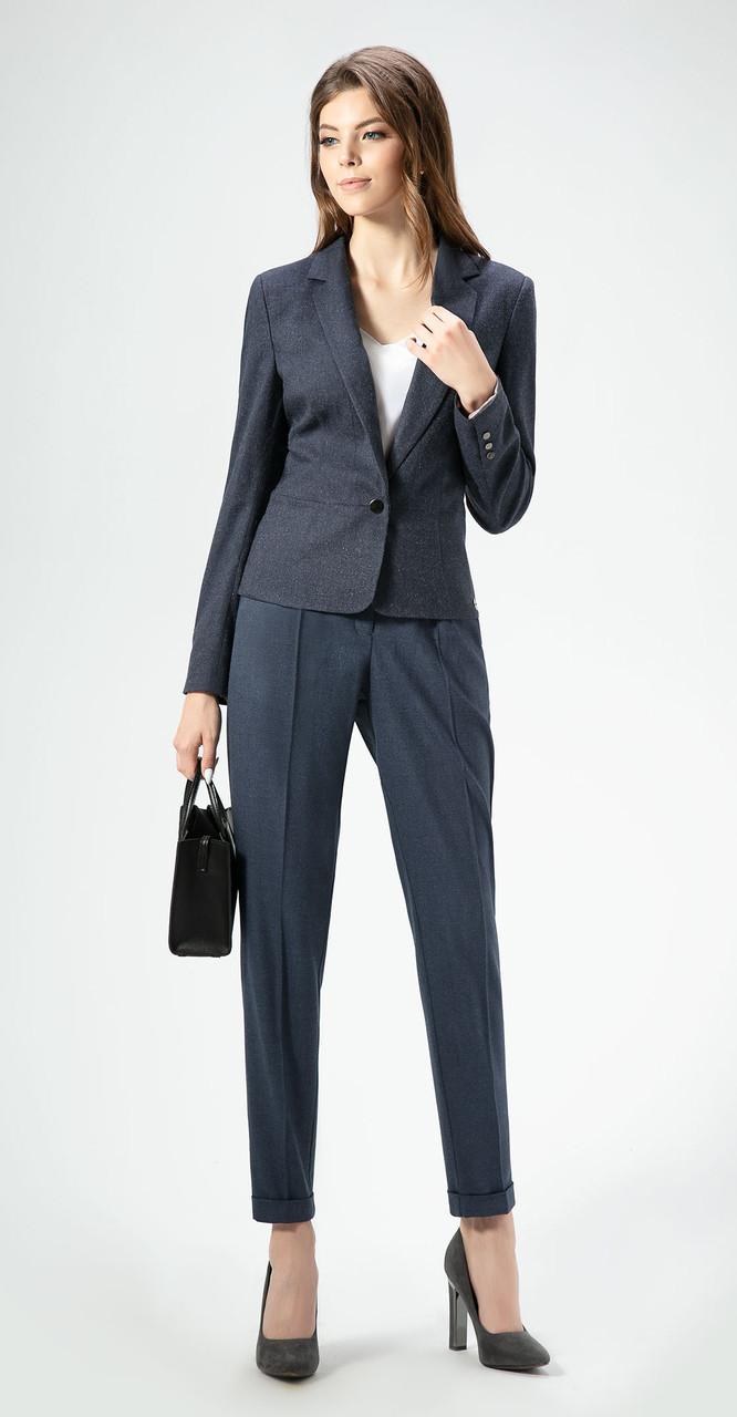 Жакет Panda-457030, темно-синий, 42